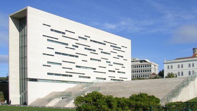 Rectorate Building of NOVA University Campolide campus